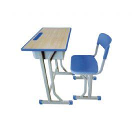 K型双柱课桌椅WT-13-1014