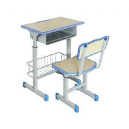 塑料包边课桌椅WT-15-1004