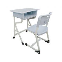 琴式课桌椅WT-19-1016