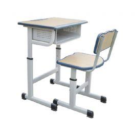 豪华式课桌椅WT-19-1017