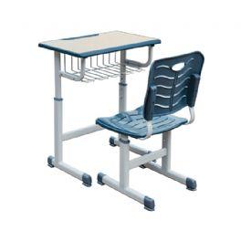 套管升降课桌椅WT-19-1018