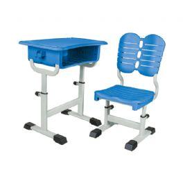 旋钮升降课桌椅WT-19-1029