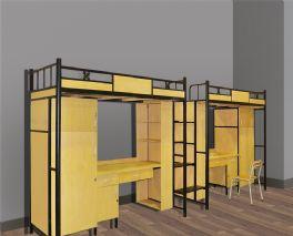中梯二人位公寓床WT-19-5002