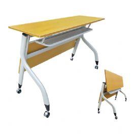 活动折叠办公桌WT-18-3001