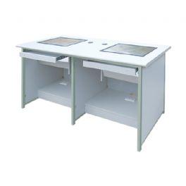 嵌入式显示屏电脑桌WT-16-3001