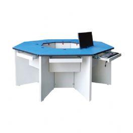 拼接八角桌WT-18-3002