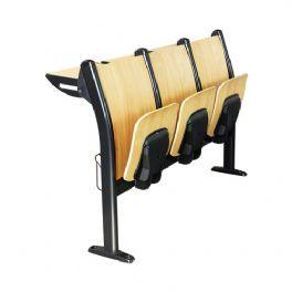 多功能固定教学椅WT-002