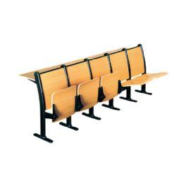 豪华板式教学椅WT-004