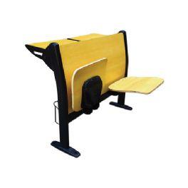 豪华固定式教学椅WT-009