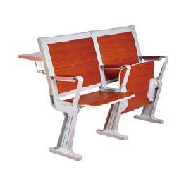 豪华式铝铸脚教学椅WT-19-003