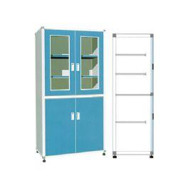 仪器柜(铝木结构)WT-LL409