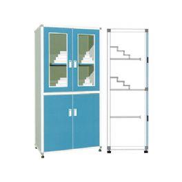 铝木药品柜WT-LL410